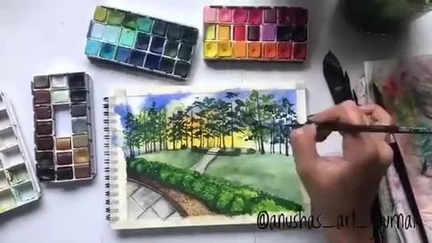 """""""A drawing is always dragged down to the level of its caption.""""  - James Thurber  By @anushas_art_journal 💫  Release your creativity with a BONUS eBook Library by buying NIL Tech Pencil Set, just click ➡️THE WEBSITE LINK  Follow us on: 👉FB /NiLTechClub🎨 👉IG @love_to_draw_nil 🎨 👉Twitter @LoveToDrawNIL  👉Pinterest @NiLTechArt ✔️For More Great works ✔️Chance to get featured  #art #love #drawing #draw #picture #artist #pen #pencil #beautiful #niltech #watercolor #watercolour #watercolor_art"""