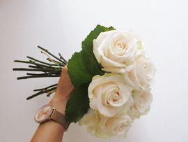 Bouquet Sposa Rose Avorio.Bouquet Sposa Rose Avorio Bouquet Da Sposa Bouquet Sposa