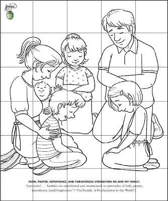 Oración en familia   dibujos para colorear   Pinterest   Instruments ...