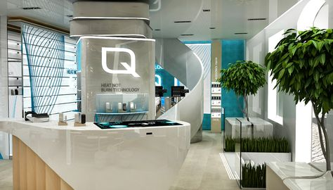 IQOS Flagship Store, Chiado - Lisboa | Philip Morris on