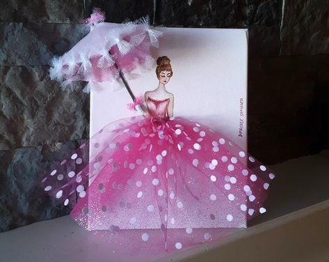 Swan Ballerina gift for kids nursery room decor kids room | Etsy