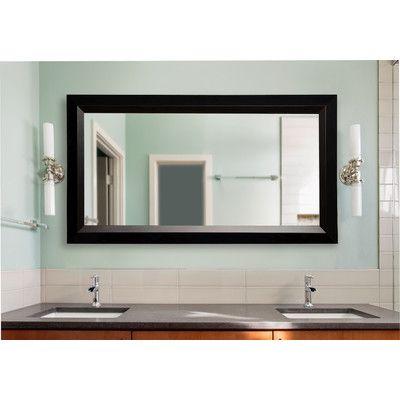 Rayne Mirrors Lining Vanity Wall Mirror Size Medium Vintage