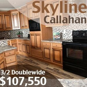 Double Wide Mobile Homes for Sale in Texas | Elegant, High ... on