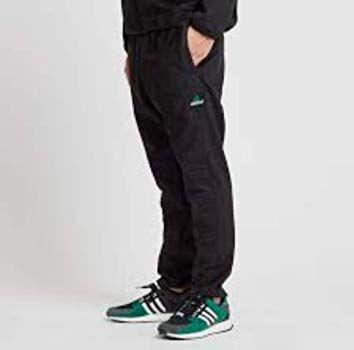 9faa731c19 adidas EQT Polar Fleece Track Pants Joggers Black AY9236 Men's Small ...