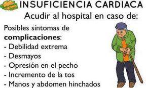 insuficiencia cardíaca congestiva y celulitis