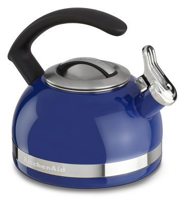 1 9 L Kettle With C Handle And Trim Band Kitchen Aid Tea Kettle Stainless Steel Kettle