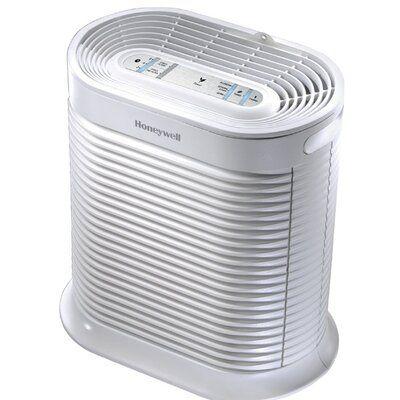 Honeywell True Hepa Large Room Air Purifier With Allergen Remover Room Air Purifier Hepa Air Purifier Air Purifier