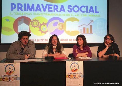 Primavera Social A Cargo Del Ayuntamiento De Alcalá Portal Local Socialismo Alcala De Henares Ayuntamiento