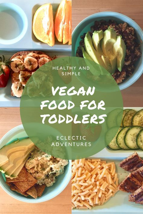 Vegan Food For Toddlers Ashtyn Toddler Meals Vegan