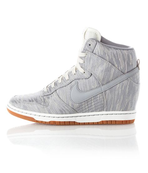 sports shoes 92337 90fa6 I would pee my pants if someone bought these for me!  3 - Nike Dunk Sky Hi  Premium.