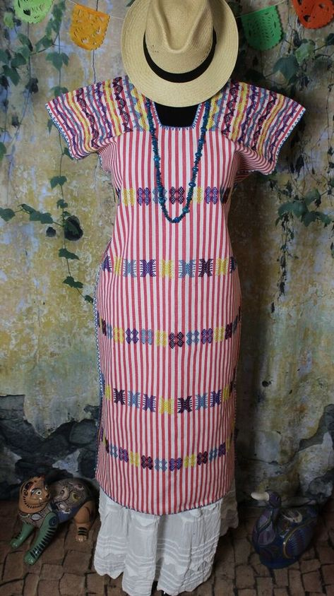 Hand Woven Mexican Belts Jalieza Oaxaca Hippie Peasant Great for Kaftans Huipils