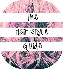 all KINDS of hair ideas!