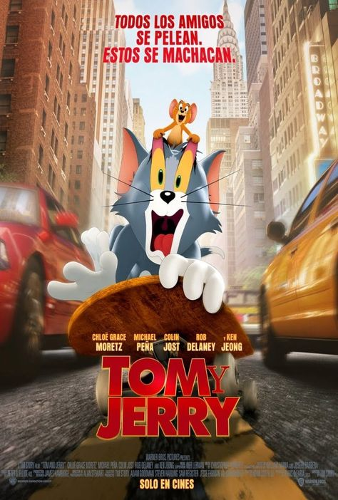 2021 - Tom and Jerry - tt1361336
