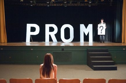 Getting creative with Prom invitations