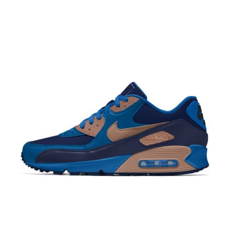 The Nike Air Max 90 By You Custom Shoe.