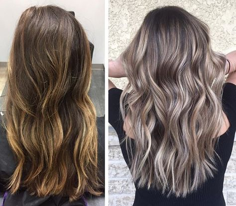 133 balayage hair for every woman - page 40 ~ Modern House Design Brown Blonde Hair, Brunette Hair, Brassy Hair, Moustache, Hair Highlights, Fall Hair, Hair Day, Balayage Hair, Hair Looks