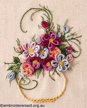 Brazilian Embroidery Instructions Brazilianembroidery Brazilian