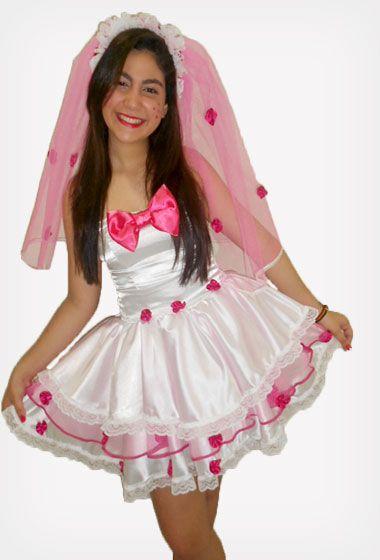 Vestido De Noiva Caipira Infantil Pesquisa Google Vestidos