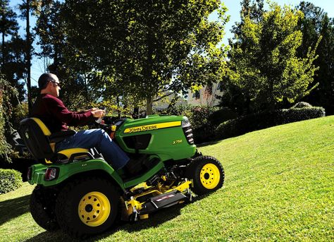 7 Mowing Mistakes Everyone Makes Lawn Mower Maintenance Lawn