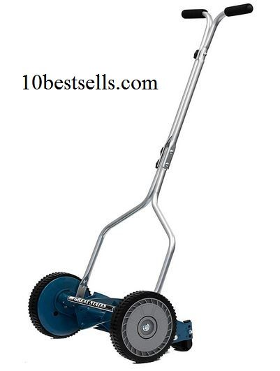 The Great States 204 14 Hand Reel 14 Inch Push Lawn Mower Reel Lawn Mower Lawn Mower Push Lawn Mower