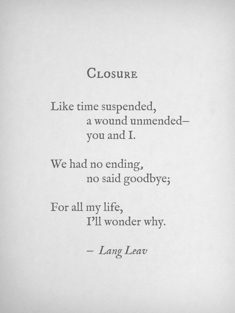 langleav:  Love  Misadventure by Lang Leav now available via Amazon, Barnes  Noble and The Book Depository  To purchase from any major bookstore, take the following isbn info to the counter: Title: Love  Misadventure ISBN: 978-0473235505 Author: Lang Leav