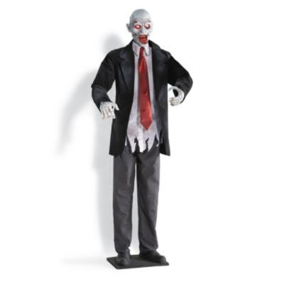 Animated Shaking Zombie   wwwgrandinroad/animated-shaking - animated halloween decorations