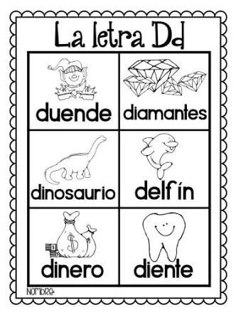 Resultado De Imagen Para Palabras Con B Para Colorear Letras Del Abecedario Actividades De Letras Aprender Las Letras