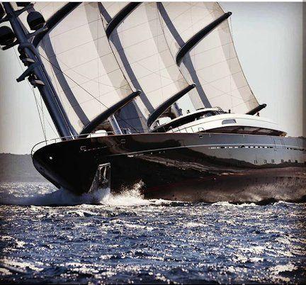 The 88m 289ft Sailing Yacht Maltese Falcon Superyacht Luxurylifestyle Luxuryyacht Yachtweek Yachtparty Sailing Yacht Super Yachts Luxury Yacht Party