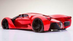 2019 Ferrari Concept New Review