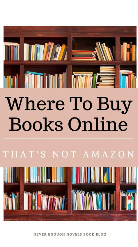 Where To Buy New & Used Books Online