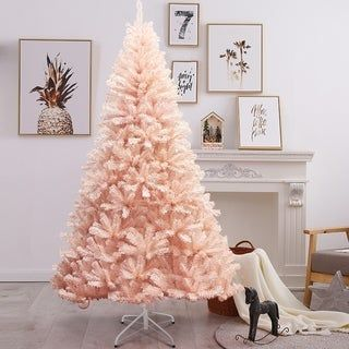 9 Flocked Christmas Tree Pre Lit With Clear Lights Big Lots In 2021 Flocked Christmas Trees Pre Lit Christmas Tree Christmas Tree Shop