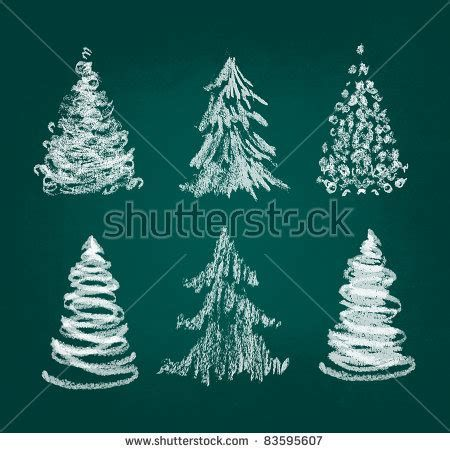 Image Result For Chalk Christmas Tree Christmas Chalkboard Art Christmas Chalkboard Chalkboard Art