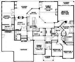 Landmark Design Home Stock Plan L1 2922 Stock Plans How To Plan House Plans