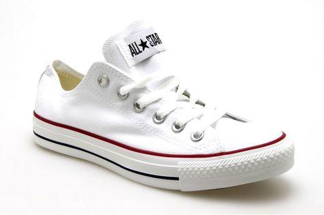Baskets CONVERSE 15810 Blanc - Chaussures femme