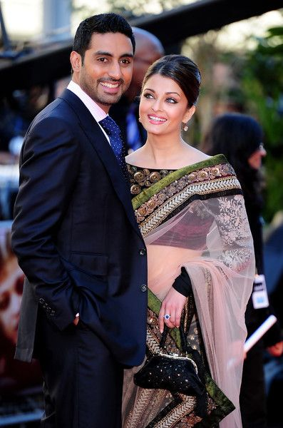 Aishwarya Rai And Abhishek Bachchan At The 2010 Cannes Film Festival - The Cutest Cannes Couple Moments Of The Decade - Photos