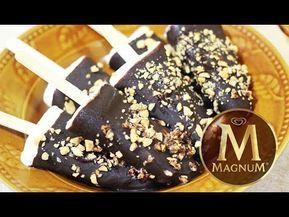 Cara Membuat Es Krim Magnum - YouTube  Ice cream recipes, Ice