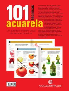 101 Tecnicas Acuarela Acuarela Tecnicas De Acuarela Ramas Del Arte