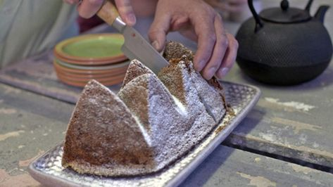 Apfelkuchen Vom Keramiker Winterliche Kuchenreise Durch Das