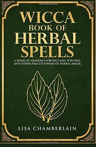 Details about Wicca Book of Herbal Spells: A Beginner's Book of