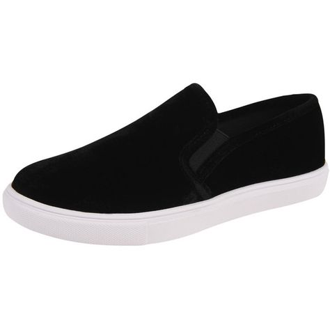 9de4f1cf23f Steve Madden Slip-On Fashion Sneaker (405 CNY) ❤ liked on Polyvore featuring