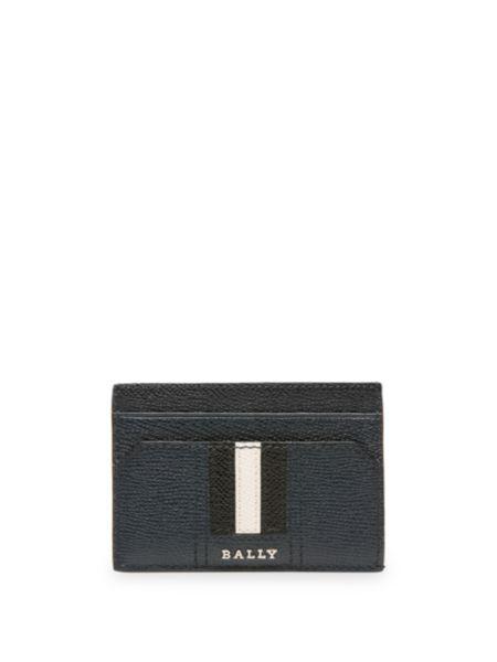 Leather card case, Saks fifth avenue
