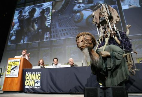 'Star Wars 7' Comic Con Teaser: Everything You May Have Missed Including ... Star Wars #StarWars