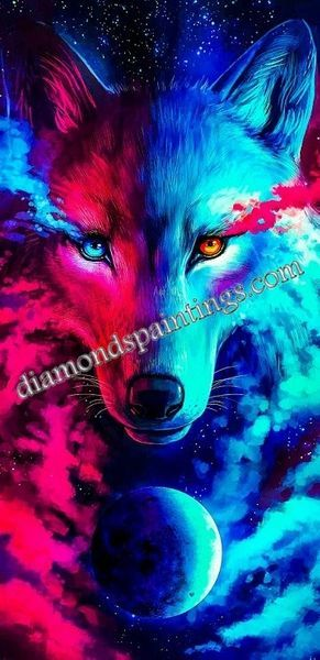 Spirit Of The Wolf Cool Wallpapers For Phones Wolf Background Cool Backgrounds Beautiful wallpaper galaxy wolf