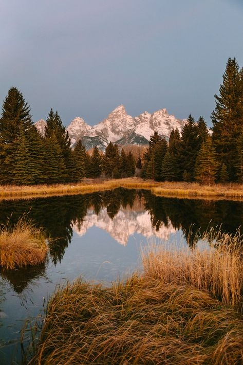 If Jackson Hole, Wyoming, isn't on your Bucket List, write it in! Here's what to do in Jackson Hole, no matter the season you're visiting. Jackson Hole Wyoming, Ansel Adams, Nature Photography, Travel Photography, Budget Planer, Nature Aesthetic, Top Travel Destinations, All Nature, Foto Art