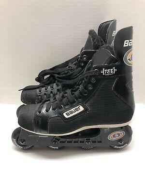 Ad Ebay Link Bauer 3 Roller Hockey Skates Blades Size 10d Off Ice Hockey Classic Nhl Canada In 2020 Roller Hockey Skates Ice Hockey Nhl