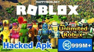 Roblox Mod Apk Hack Download Unlock Clothes Hairstyles Accessories In 2020 Play Roblox Roblox Party Hacks