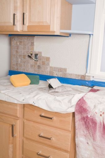 How To Remove A Tile Backsplash Cleanly In 2019