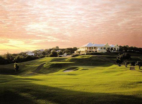 Tucker's Point Golf Club, Bermuda
