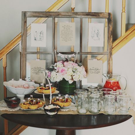 carissa christines musings such jane austen emma inspired bridal shower this