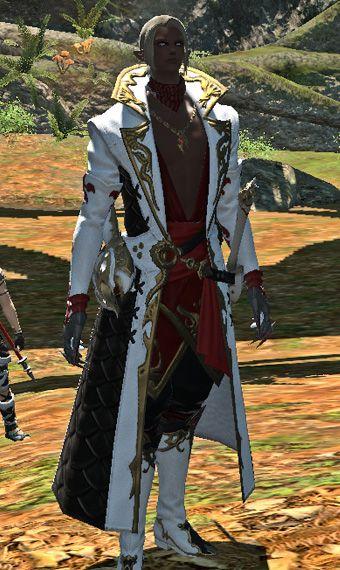 Deviously Dashing Eorzea Collection Final Fantasy Xiv Villain Costumes Cyberpunk Character